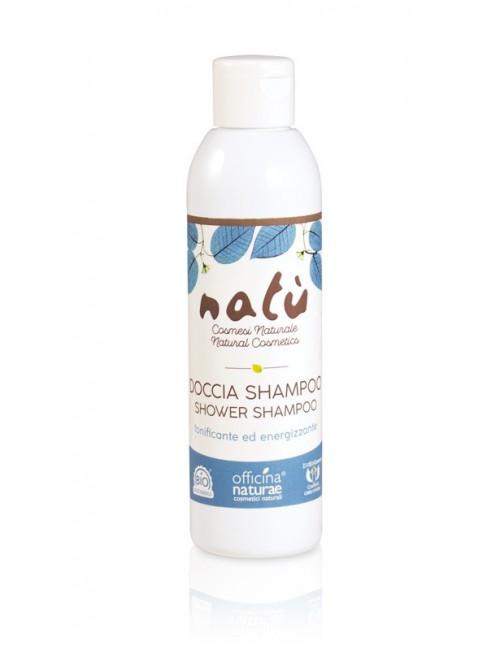 Doccia shampoo NATU' 200 ml. - OFFICINA NATURAE