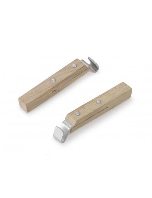 Set 2 manici per batteria da cucina per squadriglia - SCOUT TECH