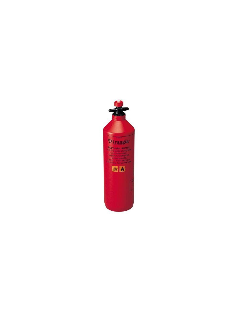 Bottiglia portacombustibile Lt. 1 - TRANGIA