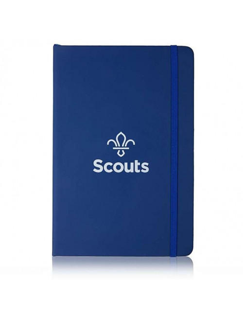 Block notes Scout WOSM