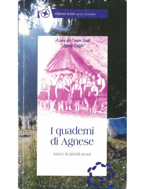 I quaderni di Agnese. Tracce di attività scout