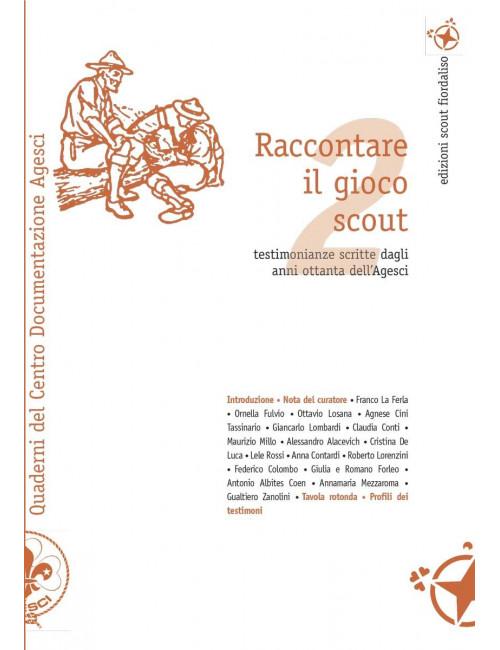Raccontare il gioco scout 2