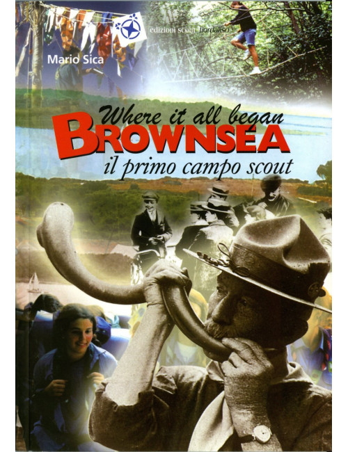 Brownsea - il primo campo scout