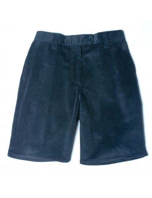 Pantalone corto velluto donna Uniforme Agesci