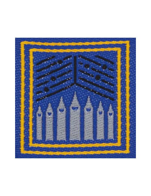 Distintivo Servizio liturgico E/G Agesci