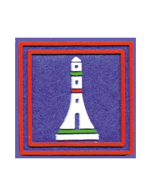 Distintivo Guida marina E/G Agesci