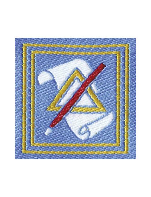 Distintivo Disegnatore E/G Agesci