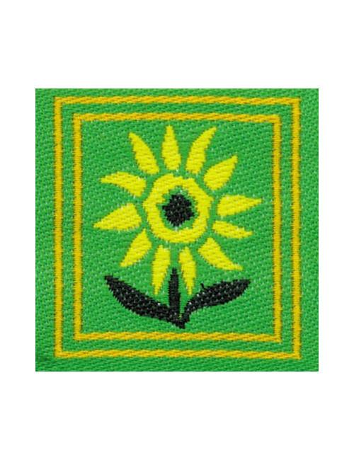 Distintivo Botanico E/G Agesci