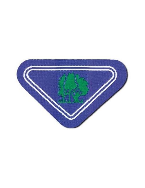 Distintivo Maestro del bosco LC Agesci