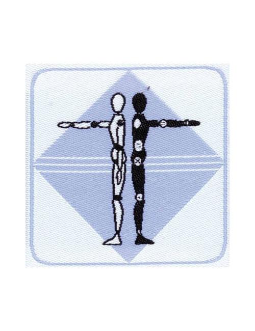 Distintivo Brevetto Animazione sportiva E/G Agesci