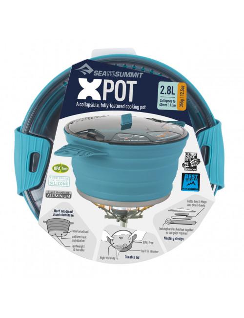 X-POTE 2.8 litri SEATOSUMMIT
