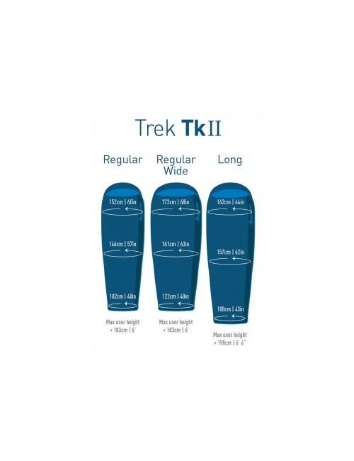 Trek Tk II Regular - Sea To...