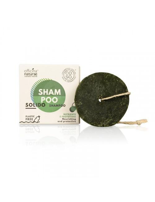 Shampoo Solido Nutriente e...