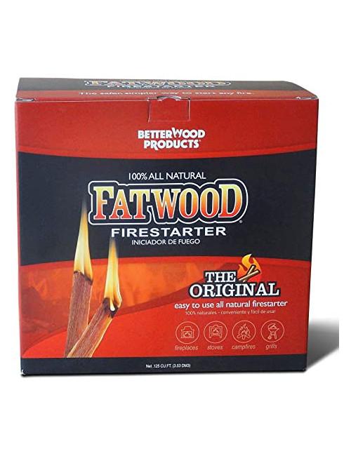Legna Starter Fatwood 4 PZ
